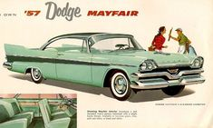 1957 Dodge Mayfair 2-Door Hardtop (Canada)