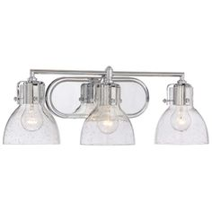 Found it at AllModern - Dolan 3-Bulb Vanity Light