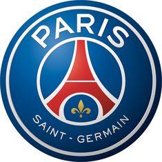 PSG (Paris Saint-Germain Football Club) | Country: France. País: Francia. | Founded/Fundado: 1970/08/12 | Badge/Crest/Logo/Escudo.