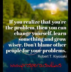 You are the #change