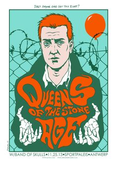 Jermaine Rogers, Queens of the Stone Age