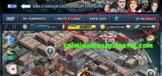#criminalcase Wow I have 100 million coins already and #fullenergy with this #criminalcasecheats !!!! LOLO
