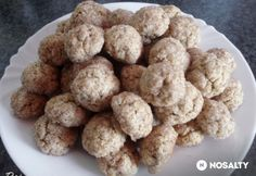 Fahéjas kekszek TraRita konyhájából