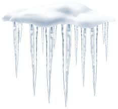 Transparent Icicles Clipart | Frames 4 - Borders and ...