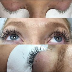 bea69eb53d2 17 Best Before/After Eyelash extension images in 2016 | Best lashes ...