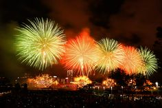 Fireworks in Hong Kong for  the 15th Anniversary of the establishment of the Hong Kong SAR,  by Caspar Wong on 500px