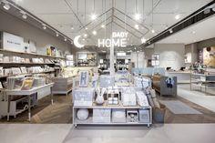 Mamas & Papas store by Dalziel-Pow, Glasgow – UK » Retail Design Blog