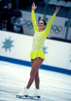 Nancy Kerrigan, Figure Skating