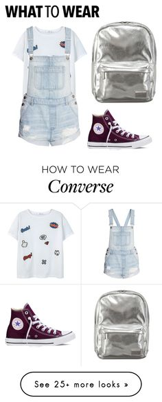 """""""What to wear?"""" by memeingphan on Polyvore featuring MANGO, Converse and Pantone"""
