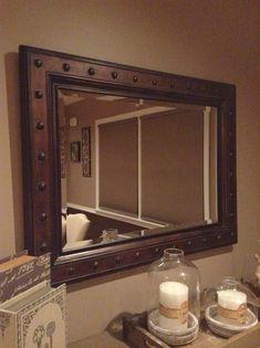 rustic mirror visit centophobecom for more decrating ideas - Rustic Bathroom Mirrors