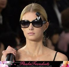coco chanel fashion sunglasses spring summer 2013
