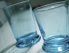 Iittala Boy glasses (designed by Stefan Lindfors) 25cl and 40cl