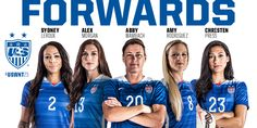 U.S. Roster Named for 2015 FIFA Women's World Cup » World Sports Show