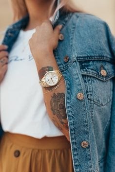 Watches, Accessories, Shopping, Fashion, Moda, Wristwatches, Fashion Styles, Clocks, Fashion Illustrations