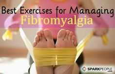 Exercising With Fibromyalgia | SparkPeople