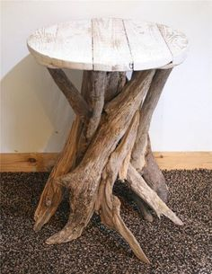 Driftwood Coffee Table, Drift Wood Side Table, end table, Drift wood furniture