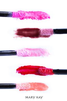 Kissable lips come in all colors! #marykay www.marykay.com/Bedic