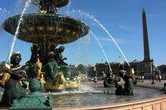 Place De La Concorde....Paris, France