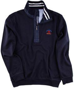 Durch die vielseitigen  Einsatzmöglichkeiten kann kein Mann auf dieses #Sweatshirt von #CAMPIONE verzichten.
