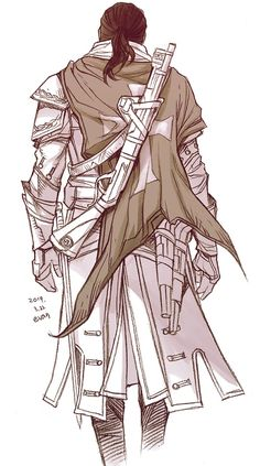 said: Did Shay ever reconsider joining the Templar order was a mistake? Asesins Creed, All Assassin's Creed, Arte Assassins Creed, Assassins Creed Odyssey, Character Art, Character Design, Post Apocalypse, Dark Fantasy Art, Game Art