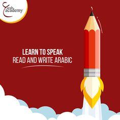 Write Arabic, Learn Arabic Online, Learning Arabic, Online Courses, Writing, Reading, Website, Reading Books, Being A Writer