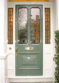 Sophisticated Edwardian Style Entry Doors Pictures - Best Image Home ...