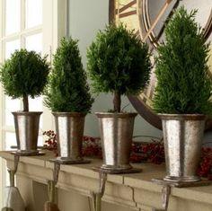 topiary stocking holders