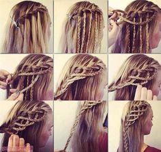 10 peinados paso a paso con trenzas al lateral para enamorar a todos
