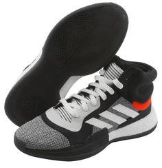 bd4504e65074e adidas Marquee Boost Men s Basketball Shoes NBA Shoes Casual Black Dunk  BB7822  adidas  BasketballShoes