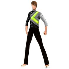 Skate Shirts, Rodeo Shirts, Tap Costumes, Jazz Dance Costumes, Skating Dresses, Dance Dresses, Rock And Roll Dresses, Baile Jazz, Male Figure Skaters