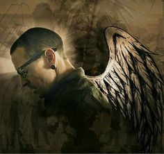 Sing with the angels now  Chester Bennington   - ❤️ahk <<< He was a hero to all the kids who listened to his music including me. I won't forget what he meant to me or to the rest of you! Sing with the Angels forever Chester. - Savedbymusic<3