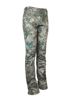 Artemis 3 Layer Softshell Pants - Girls With Guns Womens Hunting Clothes, Hunting Pants, Hunting Camo, Hunting Pictures, Outdoor Wear, Outdoor Life, Camo Patterns, Clothing Logo, Asymmetrical Design