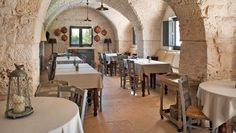 Are we on the same page, yet? Masseria Fumarola: Tuck into local cheeses and artisanal salumi at the on-site restaurant.