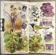 Junk Journal, Art Journal Pages, Art Pages, Art Journals, Journal Covers, Sketch Journal, Sketchbook Layout, Gcse Art Sketchbook, Sketchbook Ideas