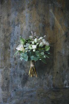 Rustic bouquet. Natalie McComas Photography