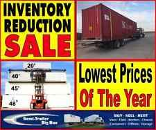 40' High Cube - Steel Shipping/Storage Containers-Servicing-Miami,Fl