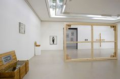 Timm Ulrichs - Installation view Sprengel Museum Hannover, Hannover, Germany, 2012
