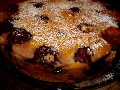 עוגת שזיפים