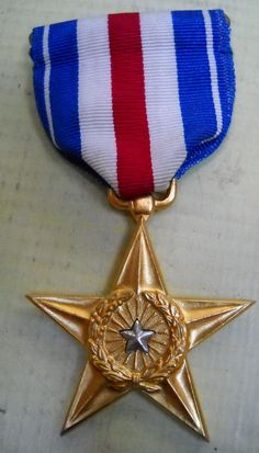 U.S. Army Silver Star for Valor