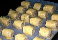 Diós minikalács - Ez már mindent felülmúl :) - Ketkes.com Pretzel Bites, Macarons, Biscuits, Deserts, Potatoes, Sweets, Bread, Cookies, Baking