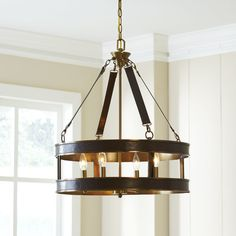 Found it at Wayfair - Thorndike 4 Light Drum Chandelier Globe Chandelier, Chandelier Lighting, Shine The Light, Traditional Lighting, Traditional Chandeliers, Traditional Furniture, Birch Lane, Furniture Making, Light Fixtures