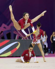 Group Georgia, junior, European Championships 2017