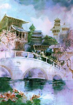 赤坤阁_涂鸦王国 原创绘画平台 www.poocg.com