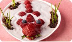 Strawberry alligator in blueberry swamp - Kids Activities | Driscoll's