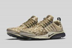 Nike Air Presto Khaki 'Digi Camo' | Highsnobiety