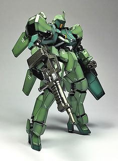 GUNDAM GUY: HG 1/144 Graze - Painted Build