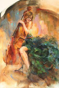 Emerald  by Anna Razumovskaya