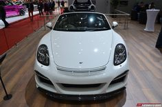 RUF Takes a Shot at the Boxster with 3800S