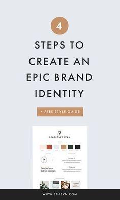 branding tips | branding identity | style guide | brand guideline | brand design | entrepreneur tips | blogging for beginners