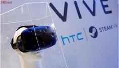 HTC estuda mudanças internas e pode vender divisão de realidade virtual